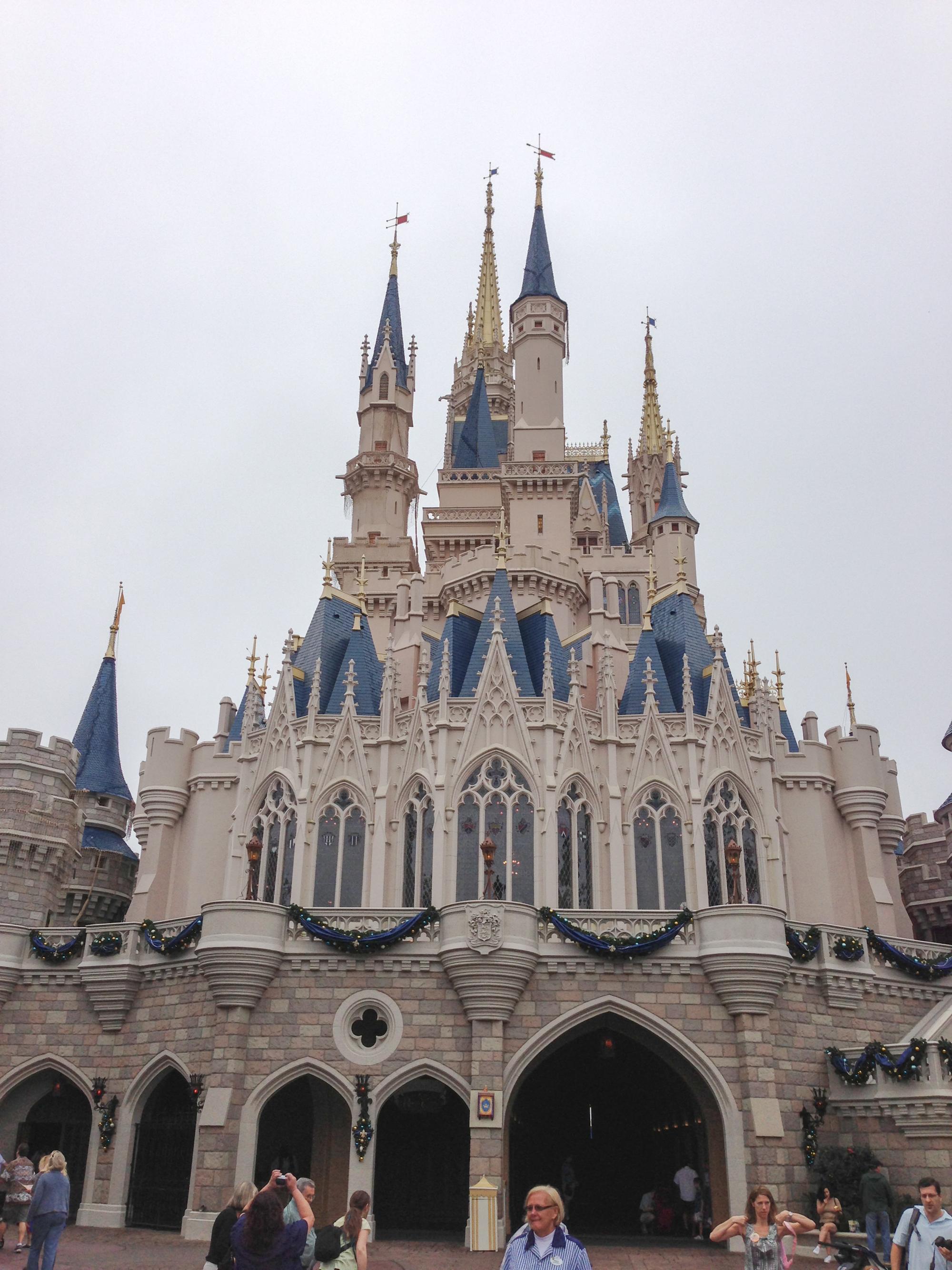 Walt Disney World 2012 Trip Day 7 – Saturday 12/08/12: Now ...