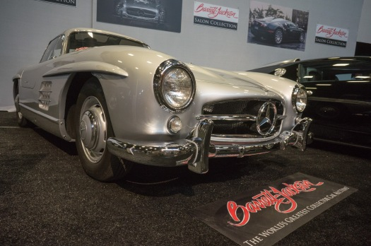 1955 Mercedes--Benz 300 SL Gullwing