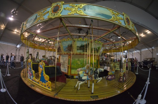 1922 Spillman Engineering Corp 40 Menagerie Carousel