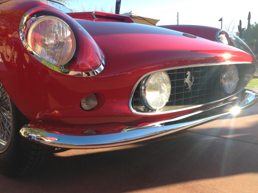1958 Ferrari California Spyder 250GT LWB